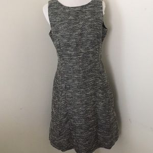 NWOT The Limited Sleeveless Textured Dress 10